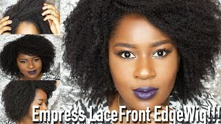 The Most Natural looking Wig for Type 4 Natural Hair!!! Mona B.