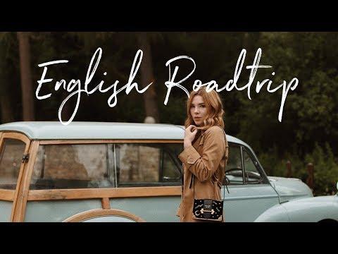 PrettyLittleFawn // English Roadtrip Vlog
