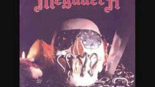 Megadeth Mechanix Original