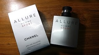 Chanel Allure Homme Sport Fragrance Review (2004)
