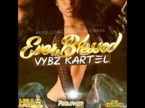 Vybz Kartel - Ever Blessed (EDIT + LYRICS) [Nov. 2012]