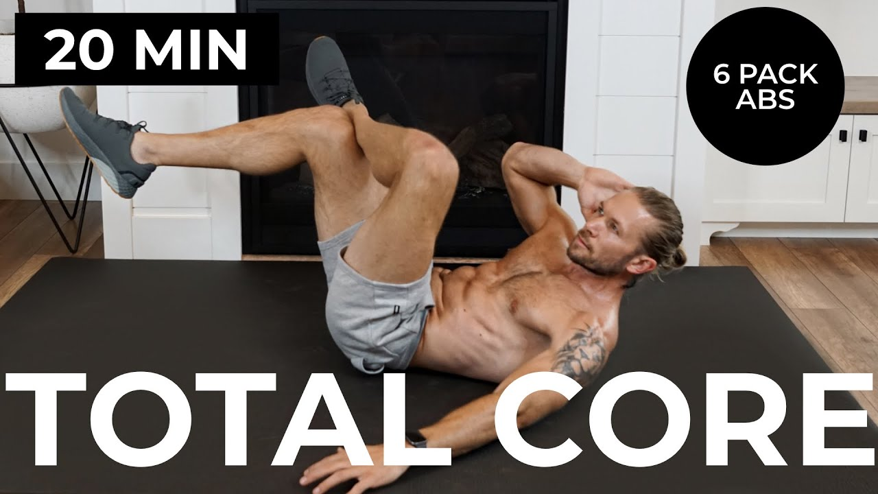 20 Minute Abs | Total Core Workout