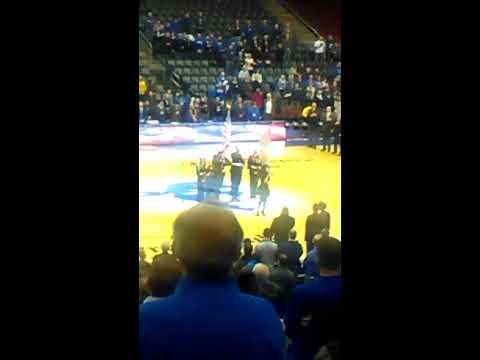 National Anthem - Stella Crispo