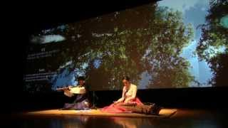Video Traditional korean flute and zither (deaguem and goemungo) download MP3, 3GP, MP4, WEBM, AVI, FLV Mei 2017