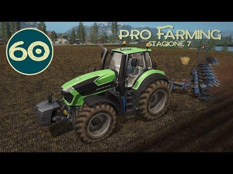 🚜 PRO Farming - Un Deutz-Fahr 9340TTV in farm #60