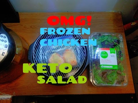 how-to-bake-frozen-keto-chicken-in-nuwave-infrared-oven-pro