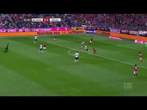 Download Bayer Munique 4 x 0 MAINZ Bayer atropela com Show De Robert Lewandowiski !!