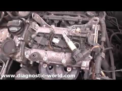 Seat Ibiza Ignition Coil Replace & Engine Warning Light Clear P0303 16687