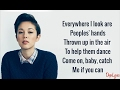 DOWN - Marian Hill | Kina Grannis & KHS Cover (Lyrics)