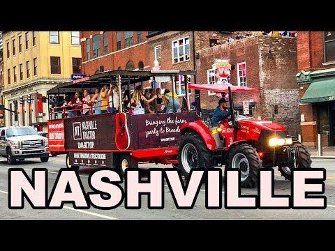Downtown Nashville TN Virtual Tour