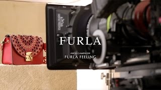 Behind the Scenes of Furla AW16 Campaign