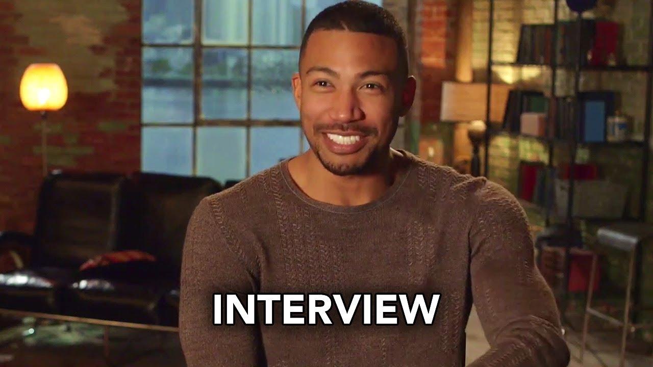 The Originals Season 5 Charles Michael Davis Interview Hd Final Season