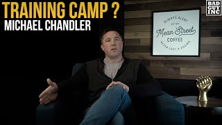 Michael Chandler Turned Down Tony Ferguson Because of a Training Camp?
