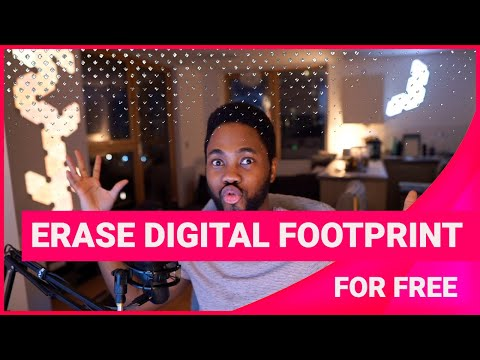 How To Erase Your Digital Footprint For Free | Mine App Review
