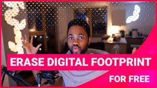 How To Erase Y๐ur Digital Footprint For Free | Mine App Review