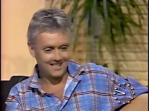 Brian May and Roger Taylor - 1989 TV-AM