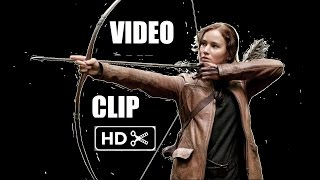 Angel with a shotgun - The Cab - The hunger games videoclip/musicvideo HD