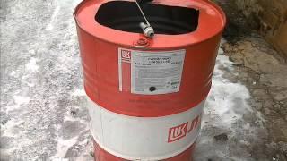 Готовимся к дачному сезону  Клапан в бочку. Preparing for the holiday season.Klapan(Для автоматического поддержания уровня воды в бочке ставим клапан., 2016-03-24T13:11:40.000Z)