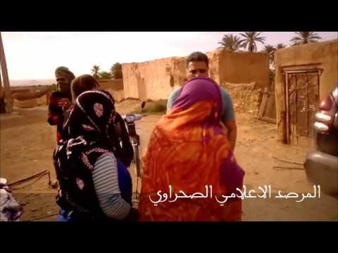 فض معتصم تيدالت بجماعة فاصك -اقليم كليميم