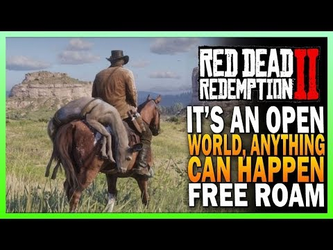 The Road To 100% Completion - Red Dead Redemption 2 Free Roam thumbnail