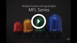 Qlight MFL Series Multifunctional LED Signal Light