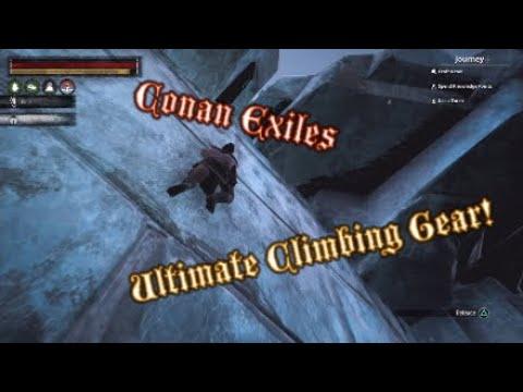 Conan Exiles Ultimate Climbing Gear |