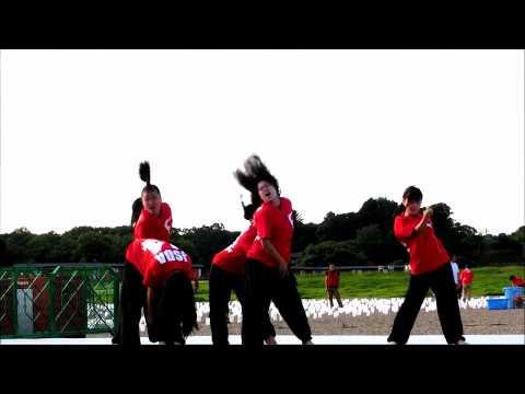バサラ祭り2014 奈良市立一条高校ダンス部Ⅱ