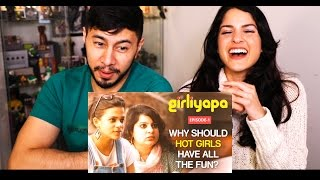 GIRLIYAPA 'Why Should Hot Girls Have All The Fun'   REACTION!
