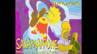 Slip Capone - Saxamaphone produced by Mark Sparks (Unmixed Version)