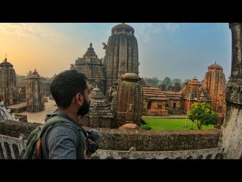 Exploring BHUBANESWAR | The Old and the New