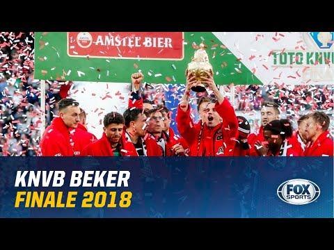 KNVB BEKERFINALE   2018: AZ - FEYENOORD