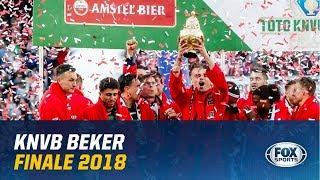 KNVB BEKERFINALE | 2018: AZ - FEYENOORD