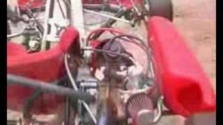 Karting 1- Aixro XR50 Wankel 50hp Wankel  Kart  Engine FAST!