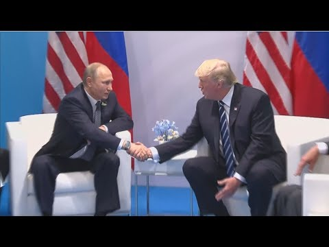 G20: Russia and the US shake hands