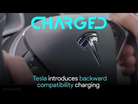 Tesla introduces backward compatibility charging