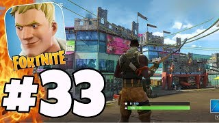 *NEW* City Map Reveal At E3! - Fortnite Mobile IOS/Android Gameplay #33