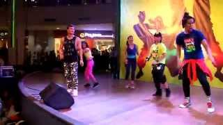 RON ANTONIO ZUMBA PARTY - DANCE WITH YOU (HD)