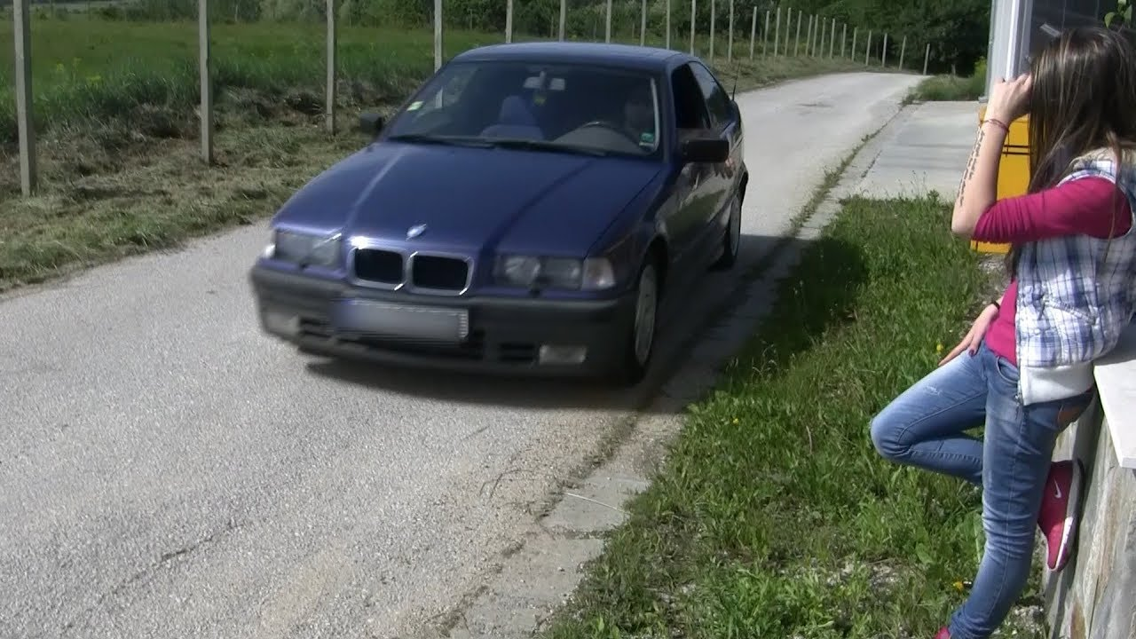 Да сваляш мацка с BMW / To pickup a girl with BMW