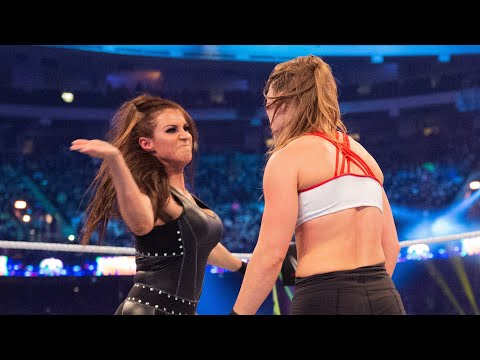Stephanie McMahons most memorable moments: WWE Playlist