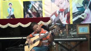 Lớp học Guitar Uy tín đoạt nhiều giải cao trong các cuộc thi TÀI NĂNG TRẺ 0946836968