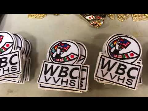WBC boxers come to motivate Val Verde High School students in Perris