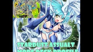 Stardust dragon Assault Mode Deck Profile