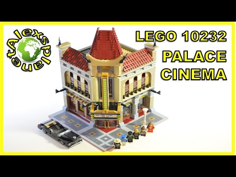 lego city kino cinema mit led beleuchtung how to save money and do it yourself. Black Bedroom Furniture Sets. Home Design Ideas