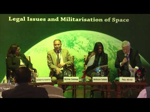 ORF KC 2018 | Legal Issues and Militarisation of Space