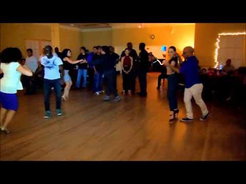 Juan Aristy & Isabel Freiberger Social Dance at Mr. Mambo