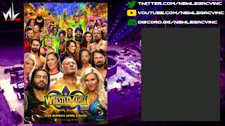 nL Live - WWE WrestleMania 34 Live Reactions/Commentary!