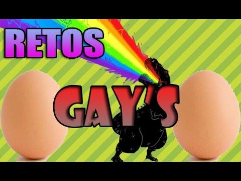 RETOS GAY`S -- TrollKinG
