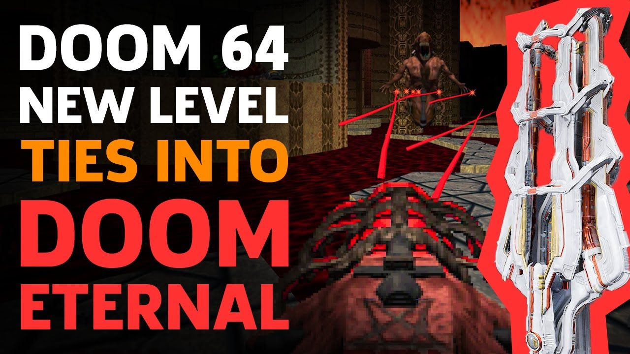 Here's Doom 64's New Level That Ties Into Doom Eternal