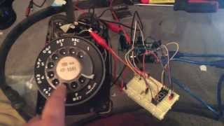 Rotary Phone Arduino Project (My First Arduino Project)