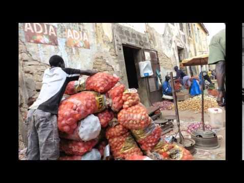 souvenirs de Rufisque et Dakar
